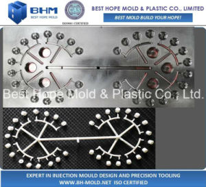 Male Luer Cap Injection Mold with Good Price pictures & photos