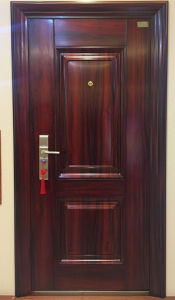 New Design Steel Door (FYJ-8931)