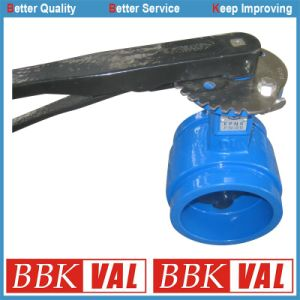 Grooved Butterfly Valve pictures & photos