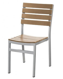 Polywood Outdoor Stacking Dining Side Chair (PWC-312) pictures & photos