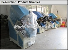 Computerized Auto Cementing Side and Heel Seat Lasting Machine pictures & photos