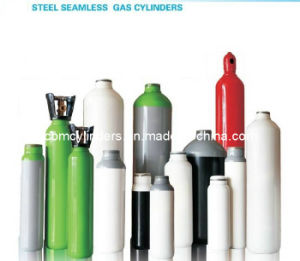Medical Oxygen Cylinders and Oxygen Regulators pictures & photos