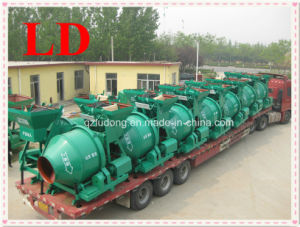 Concrete Mixer for Sale, Best Concrete Machinery (JZM350)