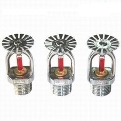 Fire Sprinkler with Glass Bulb Sprinkler Spray Nozzle pictures & photos