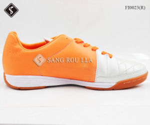 Functional Indoor Soccer Shoes for Men Sports Shoes pictures & photos