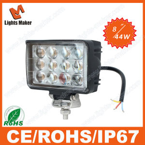 4D Super Bright 4D LED Work Light Passed IP67 LED High Bay Light LED 8inch Lights