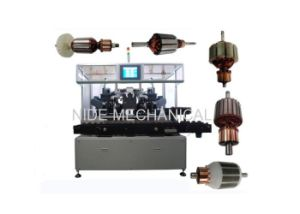 Automatic Production Line Rotor Balancing Correction Machine pictures & photos