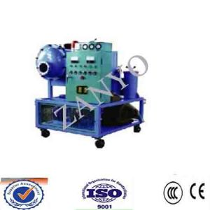 Single Stage Vacuum Insulation Oil Recycling Machine pictures & photos