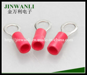 Ring Type Insulated Terminal Rvs1.25-4 pictures & photos