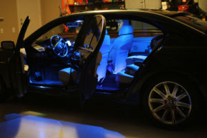 Car Interior LED Atmosphere Decorative Internal Light, Million Color