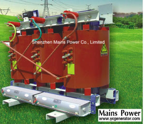 200kVA 10kv Class Dry Type Transformer High Voltage Transformer pictures & photos