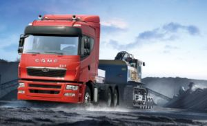 6*4 Tractor Truck Camc Engine 385 HP 1800 N. M