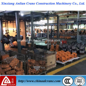 The Electric Chain Lifting Hoist with Trolley pictures & photos