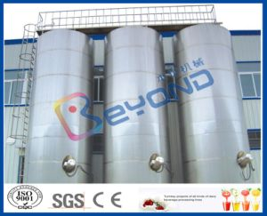 large milk storage tank stainless steel tank large storage tank pictures & photos