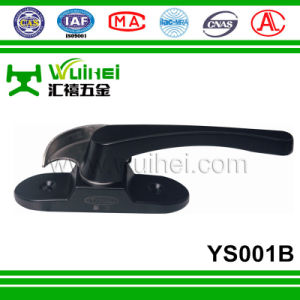 Zinc Alloy Crescent Lock for Aluminum Sliding Window with ISO9001 (YS001B) pictures & photos