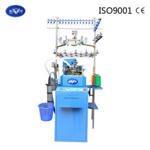 3-1/2′′ 6f Computerized Plain Sock Knitting Machine