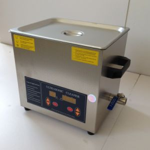 Digital Ultrasonic Cleaner with 9 Liters pictures & photos