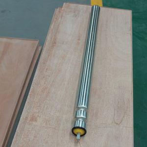 Iron Material Groove Conveyor Roller pictures & photos