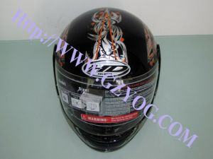Yog Motorcycle Bike Motocross Safety Full Face Helmet pictures & photos