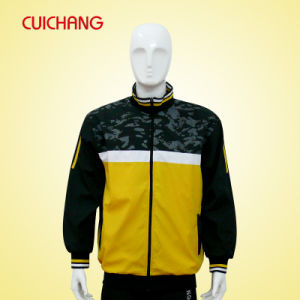 Mens Professional Custom Training Tracksuit pictures & photos