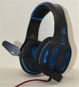 Good Quality USB Gaming Headset with LED Light pictures & photos