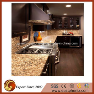 Hot Selling Quartz Stone Countertop for Kitchen pictures & photos