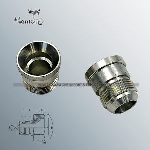 Hydraulic Hose Fittings Hydraulic Hose Fitting Crimping Machine Brass Fitting pictures & photos