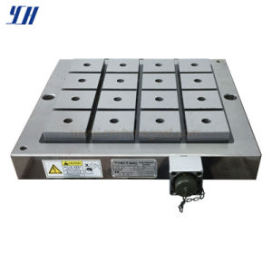 Electro Permanent Magnetic Chuck for CNC Machining