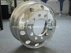 Forged Alloy Wheel for Truck or Bus pictures & photos