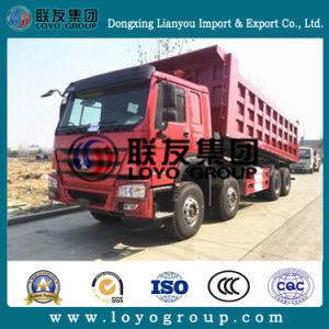HOWO Latest Type 8*4 Tipper Dump Truck for Hot Sale pictures & photos