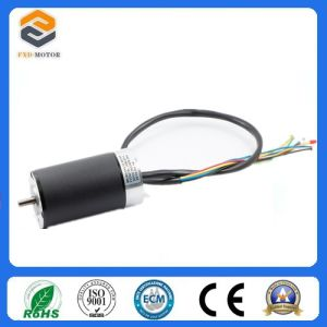 62mm Circular Brushless Motor for Medical Device pictures & photos