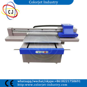 Best Price Digital Ceramic Tile Glass Wood Inkjet Outdoor Large Format LED UV Flatbed Printer with Dx5 Print Heads pictures & photos
