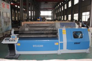 Sunny Pump W12 Aluminium Sheet Roll Forming Machine pictures & photos