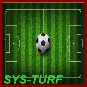 Synthetic Grass Yarn Turf for Football Pitch pictures & photos