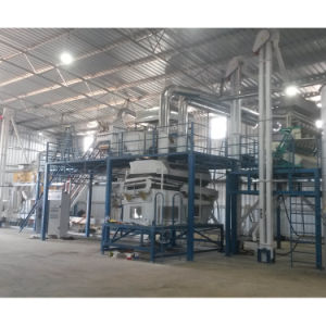 Paddy Cleaning Plant/ Wheat Seed Processing Plant pictures & photos