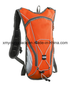 Lightweight Nylon Running Hydration Backpack with Bladder Bag pictures & photos