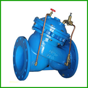 Y Type Pressure Reducing Valve-Pressure Reducing Valve pictures & photos