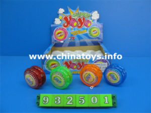 Hot Selling Light Plastic Toys Yoyo Yoyo Ball Toy (932501) pictures & photos