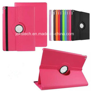 360 Degree Rotating Leather Case with Stand for iPad PRO pictures & photos