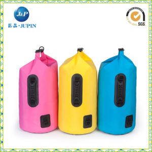 Promotional Outdoor Sports 5L Waterproof Barrel Backpack Dry Bag (JP-WB015) pictures & photos