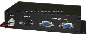 1 Input 4 Output VGA Splitter with Audio pictures & photos