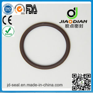Customize Size Black EPDM 90 Duro with FDA Confirmed O-Ring for Food Industry (O-RING-0138)