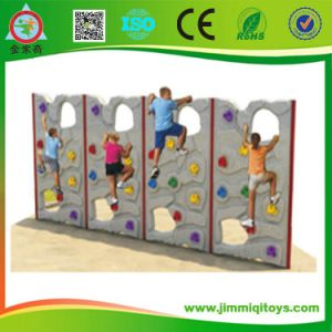 2015 Plastic Climbing Wall for Children