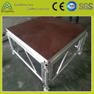 Scaffold Board Outdoor Aluminum Movable Event Stage pictures & photos