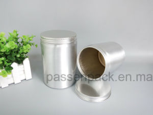 Silver Aluminum Jar for Children Gift Packaigng (PPC-AC-067) pictures & photos