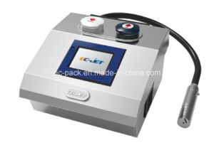 Coding Machine Continuous Inkjet Printer for Cake Box Printing (EC-JET230N) pictures & photos
