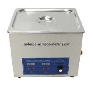 10L 240W Motor Tools Digital Ultrasonic Ultrasound Cleaner Washer with Heating Ultrasonic Power Adjustable pictures & photos