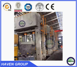 YQ27-1600 type Hydraulic Press machine with CE standrad pictures & photos