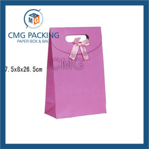 Reuseable Foldable Shopping Promotion Gift Bag (DM-GPBB-205) pictures & photos