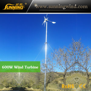 Residential Wind Generator 600W Wind Turbine Home Use pictures & photos